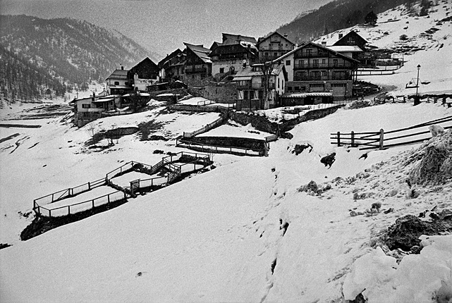 Queyras, hiver