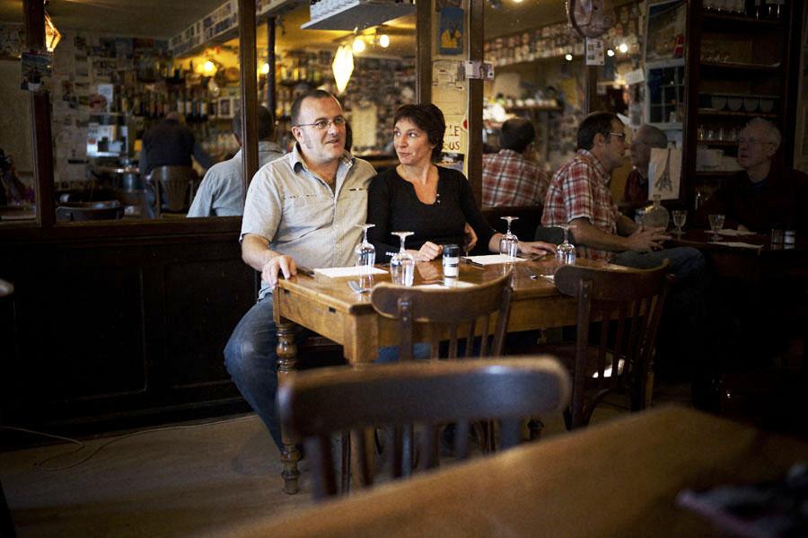 Café, restaurant, Mens, Trièves, bistrot, campagne
