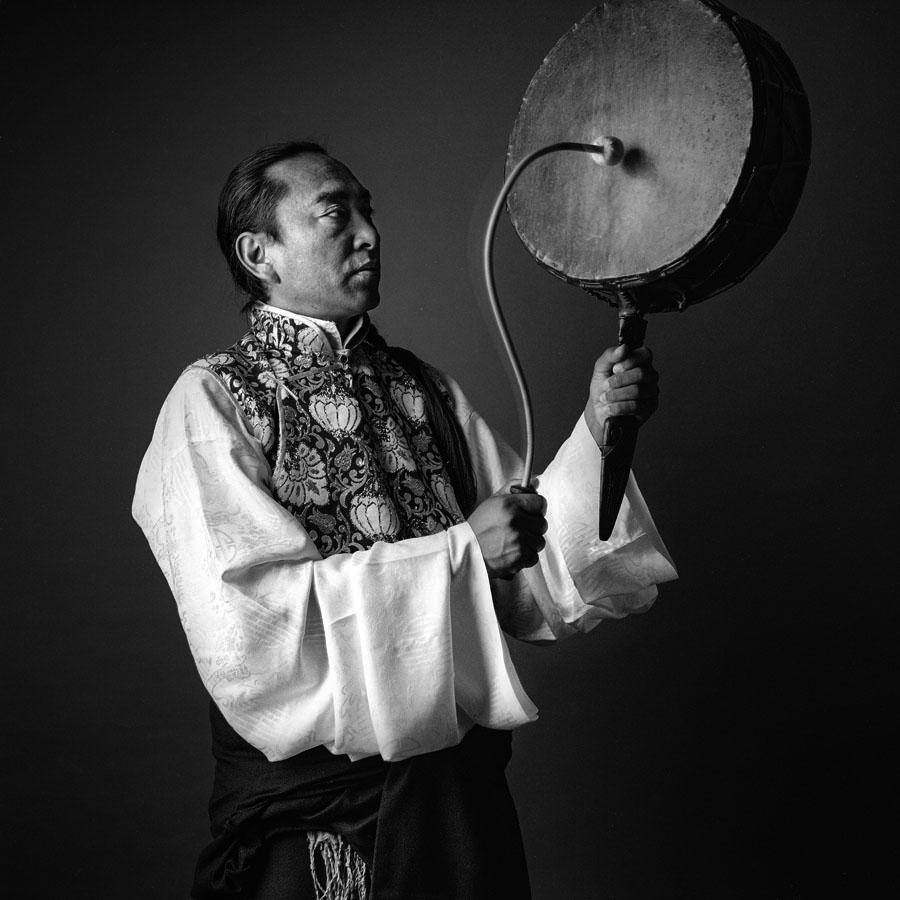 Tibet, studio, musique, exil
