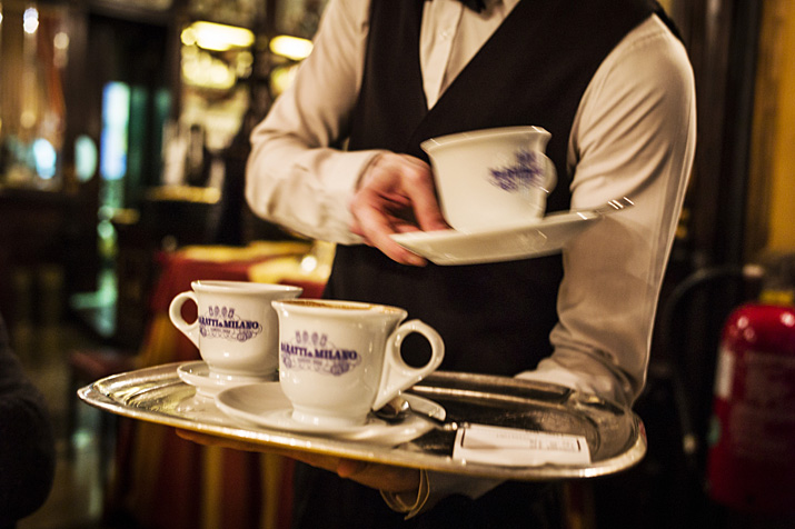 Turin, Caffé confetteria Baratti