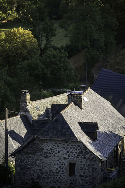 France, Cantal, Auvergne, Salers