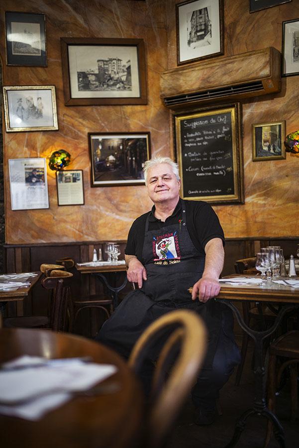 restaurant, St Jean, quenelle