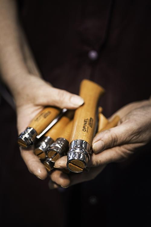 Opinel, couteau, design, Savoie