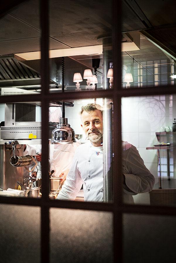 Gastronomie, restaurant, Lyon, Michelin