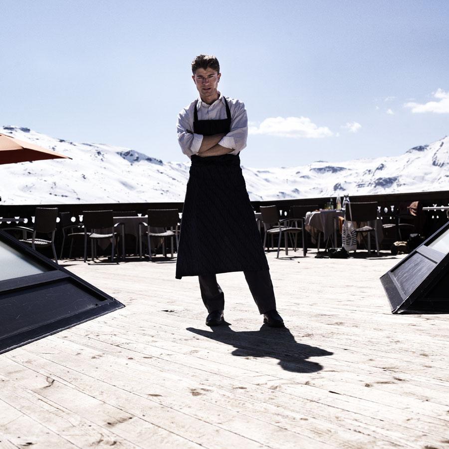 chef, gastronomie, Val Thorens, Alpes, Savoie