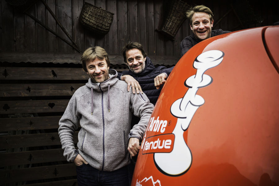 France, Haute-Savoie (74), La Clusaz, station de ski // France, Haute Savoie, La Clusaz, ski resort