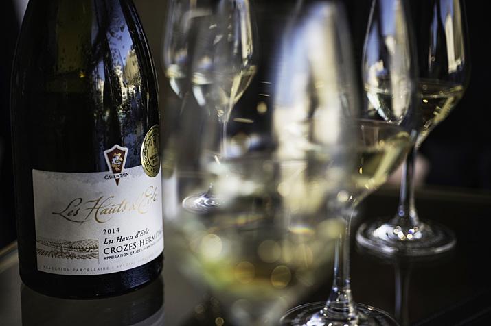 Tain-l'Hermitage, vallée du Rhône, cave coopérative viticole de Tain