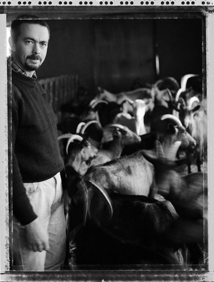 Franck Randu, éleveur