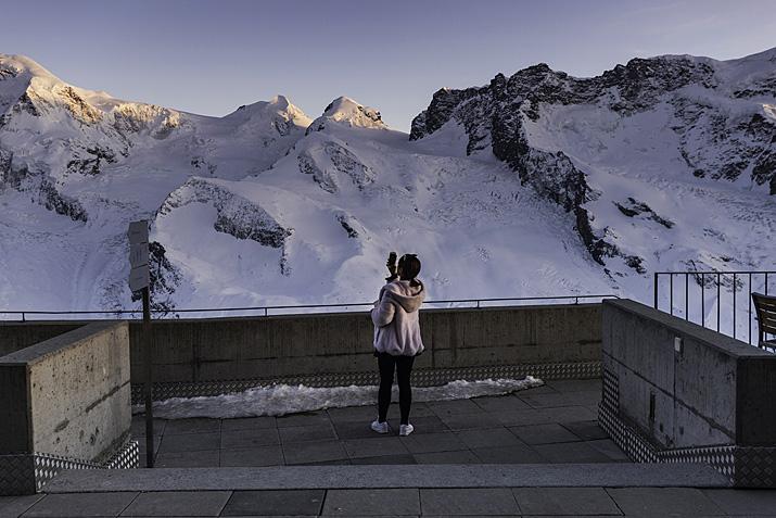 Suisse, Valais, Zermatt, Gornergrat
