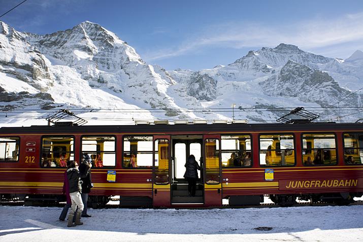Suisse, Grindelwald, Petite Scheidegg