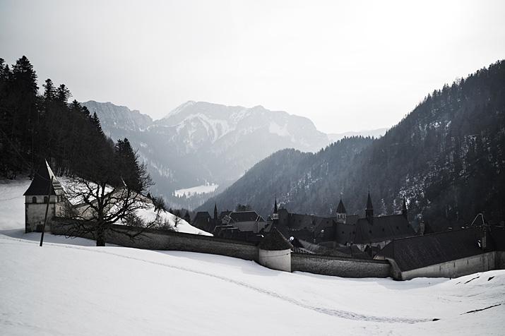 France, Isère, Monastère de la Grande Chartreuse
