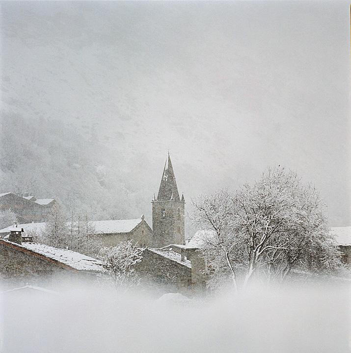France, Haute-Maurienne, Bonneval-sur-Arc