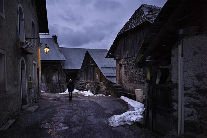 France, Parc national des Écrins, Freissinières,