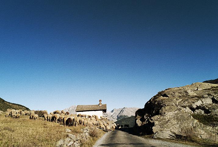 France, Hautes-Alpes, vallée de la Clarée