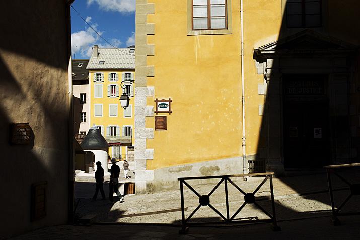 France, Hautes-Alpes,  Briançon, cité Vauban,