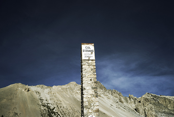 France, Hautes-Alpes,  col d'Izoard