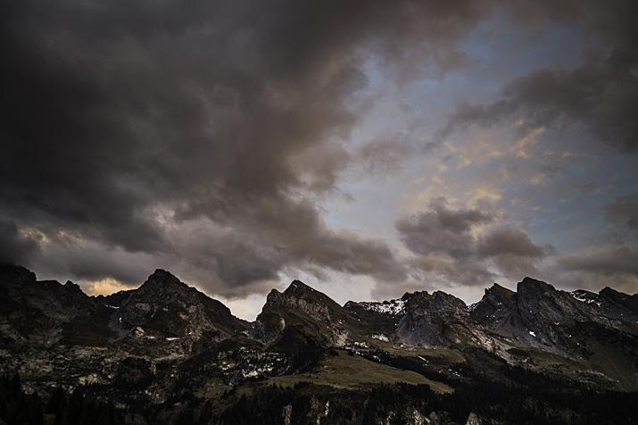 France, Haute-Savoie, Les Aravis