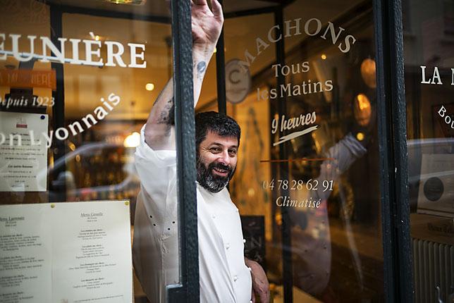 Libel, Lyon, gastronomie, livre, Olivier Canal