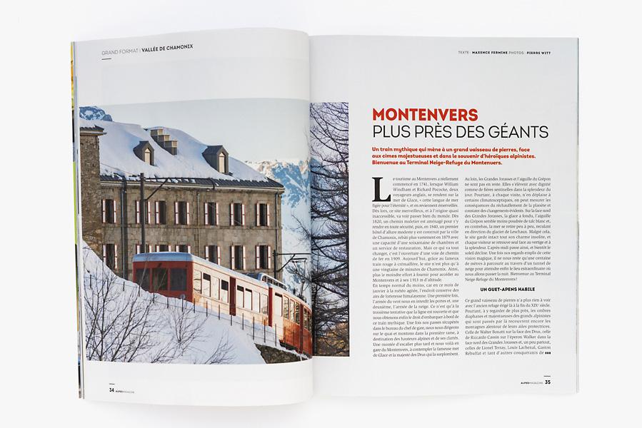 Alpes Magazine n°174 - déc.2018