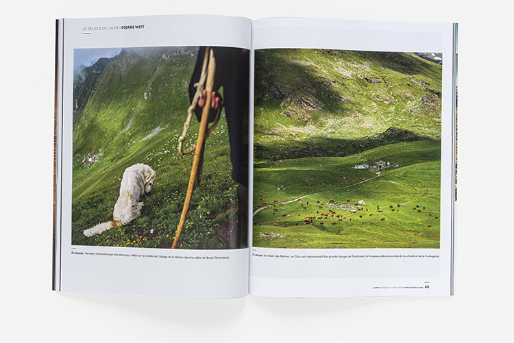 HS Alpes Magazine 2020 - spécial photo